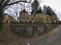 Biserica fortificata din Crit